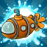 Submarine Missile Attack FREE - Crazy Assault Command Blast