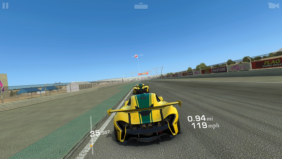 Real Racing 3 App for iPhone - Free Download Real Racing 3