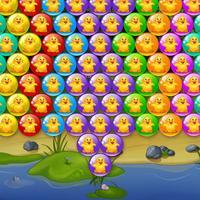 Poultry Farm - Bubble Shooter
