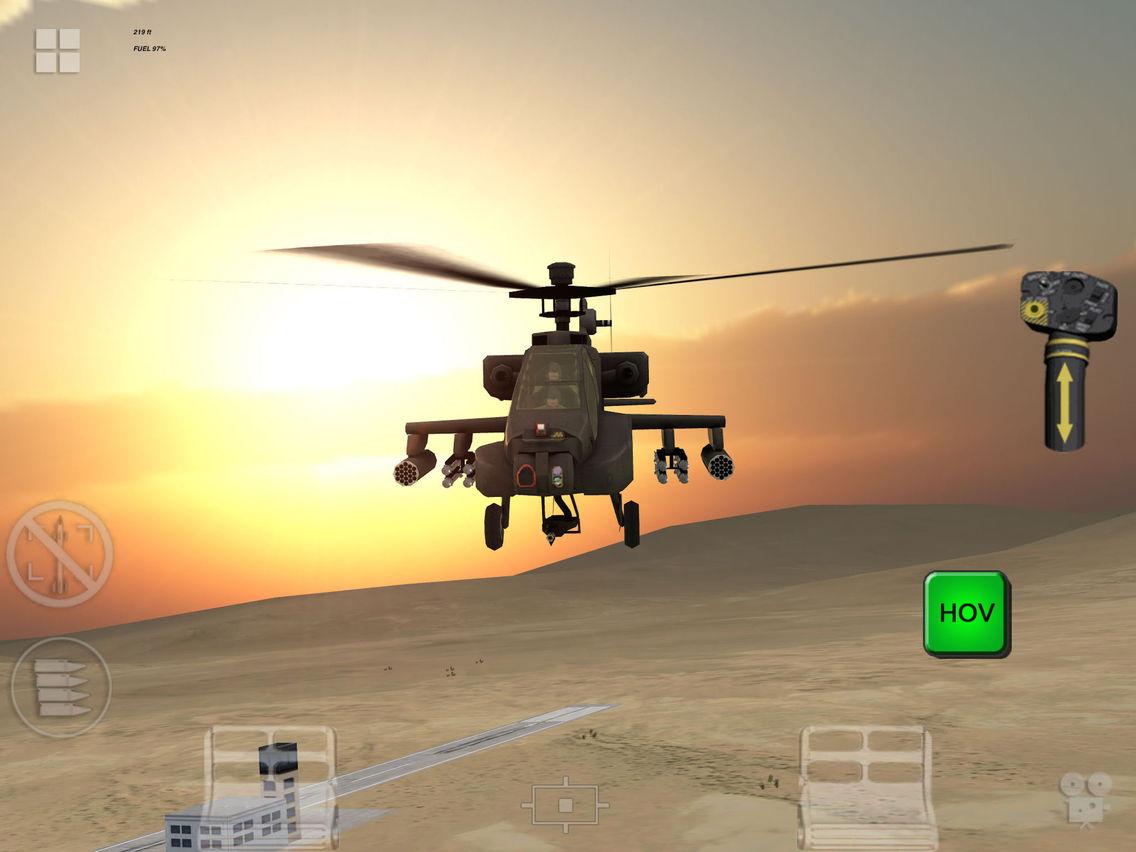 Apache SIM HD App for iPhone - Free Download Apache SIM HD