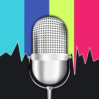 Prank Voice Changer Pro - Funny Sound Effects Record.er Play.er for Speaking plus Singing