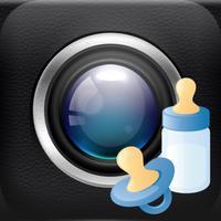 Cam++ Baby Photo Frames