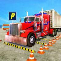 Euro Truck Cargo Trailer Drive