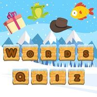 Words Quiz Puzzle
