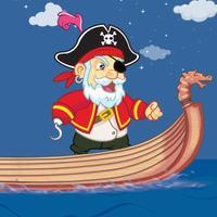 Pirate Ship Fight