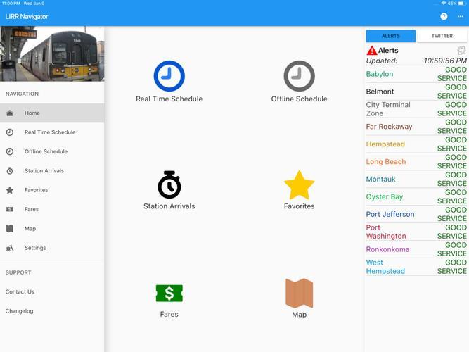 LIRR Navigator App for iPhone - Free Download LIRR Navigator for ...