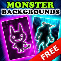 Monster Backgrounds - Awesome Customizable Wallpapers FREE!