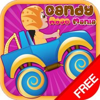 Candy Race Mania FREE - A Sweet Magical Adventure for all Boys and Girls