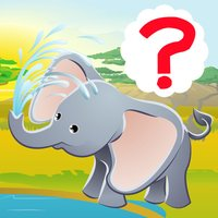 Find the Mistake in the Pictures - Educational Interactive Learning Game For Kids – Wild Animals