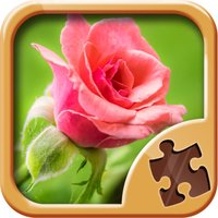 Flower Jigsaw Puzzles - Relaxing Puzzle Game