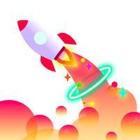Rocket Void - Space Ring Blast