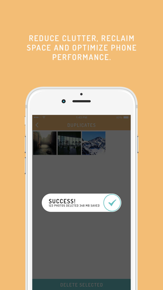 PhotoPanda - Take Control of Your Camera Roll App for iPhone
