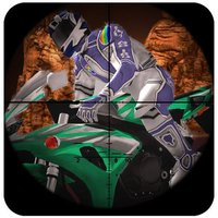 Spy Moto Sniper Attack - Death Moto bike Hunter : fully free game