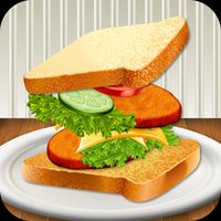 Sandwich Bakery Cooking - Place a Food