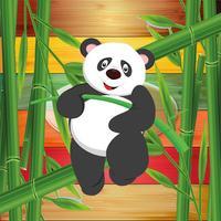 Zen Panda Jump
