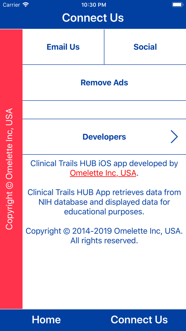 Clinical Trials Hub App for iPhone - Free Download Clinical