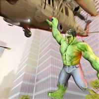 Incredible Monster City Hero