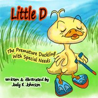 Little D, The Premature Duckling With Special Needs