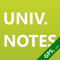 Universal Notes F - GPS, ...