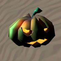 Flying Pumpkin