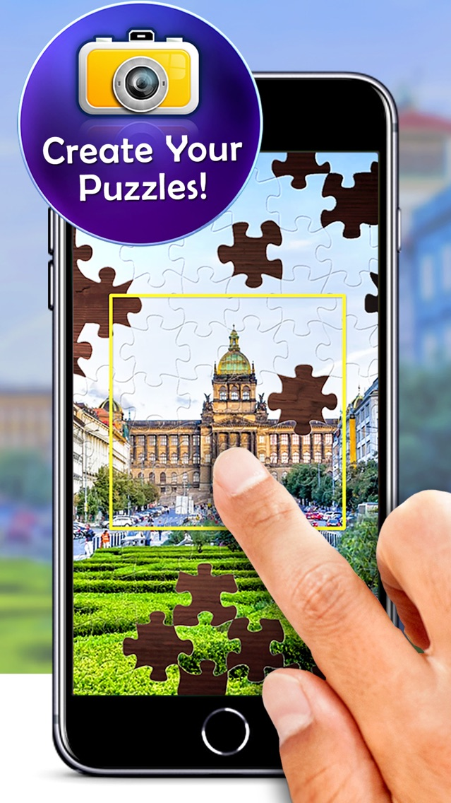 Magic Jigsaw Puzzles App for iPhone - Free Download Magic