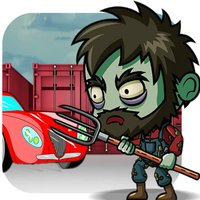 Zombie Death Car Racing