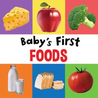 My Baby First Words - Foods