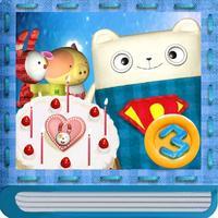Pilo3:An Interactive Children's Story Book-3D