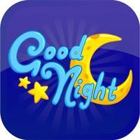 Good Night-Emojis Stickers