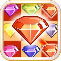 Jewel Beach Blitz Frenzy - Match 3 puzzle Games