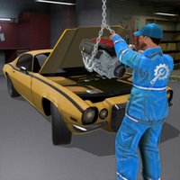 Mechanic Service Station Sim
