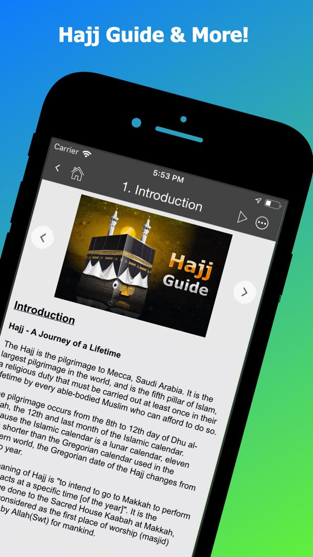 Islamic Calendar: Azan & Quran App for iPhone - Free