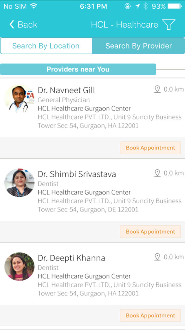 HCL Healthcare App for iPhone - Free Download HCL Healthcare