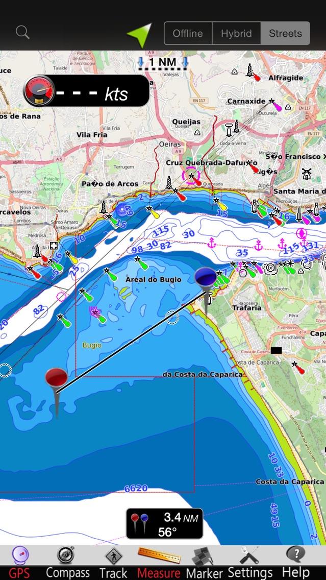 nautical chart free download