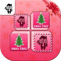 Match Christmas Card Kids Game