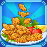 Chicken Strips Cooking games