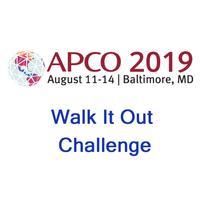 APCO Walk It Out Challenge