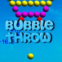 Bubble Throwing Game