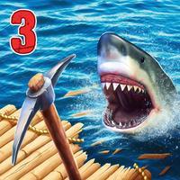 Ocean Survival 3 - Raft Escape