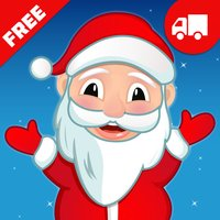Christmas Fun ! Free - All in One Christmas Puzzle Coloring and Activity Center for Preschool Kids