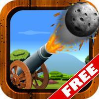 Cannon Master Go! Free - Addictive Physics Arcade Game