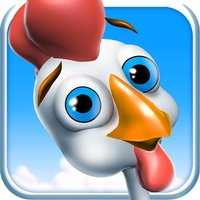 Farm Rooster Race