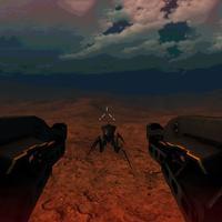 Mars is under attack