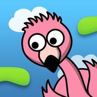 Falling Flamingo Math