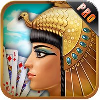 Cleopatra Pharaohs Solitaire Live Fun Pyramid!