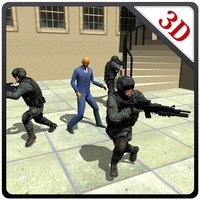 Army Shooter President Rescue – Extreme shooting simulator game