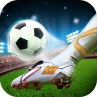 Free Kick Soccer Goal - Penalty Flick Football