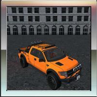 Parking X : Offroad 4x4