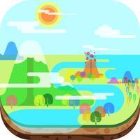 地球万象-儿童百科知识类小游戏