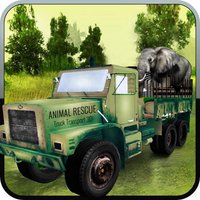 Animal Rescue Truck Transport 3D Game